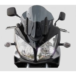 WINDSHIELD FABBRI SPORT FOR SUZUKI V-STROM 650 2004/2011, SMOKE