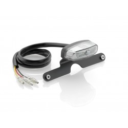 LED REAR HEADLIGHT WITH BUILT-IN LICENSE PLATE LIGHT RIZOMA