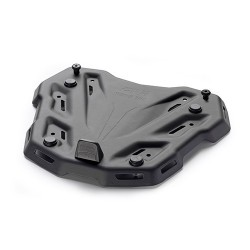 GIVI M9B BLACK ALUMINUM PLATE FOR FIXING MONOKEY BOXES