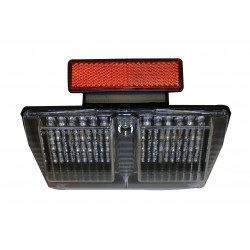 LED TAILLIGHT WITH INTEGRATED DIRECTION INDICATORS FOR DUCATI 748 1994/2003, 916, 996, 998