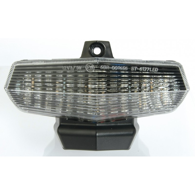 LED TAILLIGHT WITH INTEGRATED DIRECTION INDICATORS FOR DUCATI 749/999, MULTISTRADA 620/1000/1100