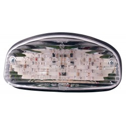LED TAILLIGHT WITH INTEGRATED DIRECTION INDICATORS FOR HONDA HORNET 600 1998/2002