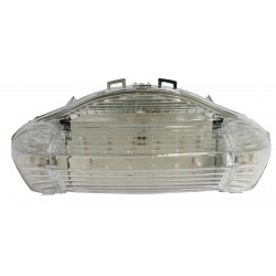 LED TAILLIGHT WITH INTEGRATED DIRECTION INDICATORS FOR HONDA VFR 800 1998/2001