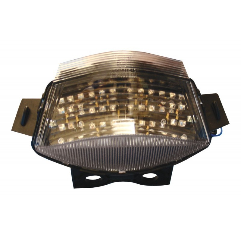 LED TAILLIGHT WITH INTEGRATED DIRECTION INDICATORS FOR KAWASAKI ER-6N/ER-6F 2006/2008