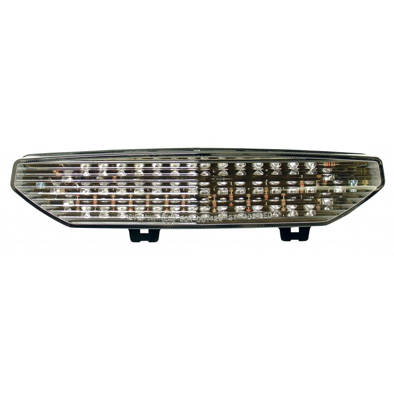 LED REAR HEADLIGHT WITH BUILT-IN DIRECTION INDICATORS FOR KAWASAKI ZX-6R 2007/2008