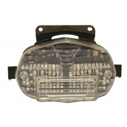 LED TAILLIGHT WITH INTEGRATED TURN SIGNALS FOR SUZUKI GSX-R 1000 2001/2002