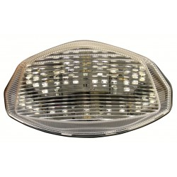 LED REAR HEADLIGHT WITH BUILT-IN DIRECTION INDICATORS FOR SUZUKI GSX-R 1000 2007/2008