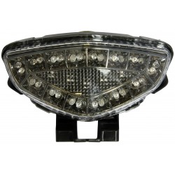 LED REAR HEADLIGHT WITH BUILT-IN DIRECTION INDICATORS FOR SUZUKI GLADIUS 650 2009/2016
