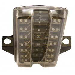 LED TAILLIGHT WITH INTEGRATED DIRECTION INDICATORS FOR SUZUKI SV 650/S 2003/2008, SV 1000/S 2005/2006