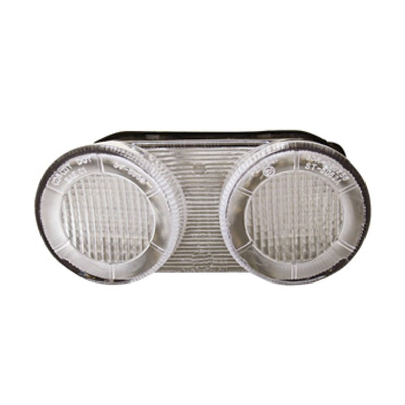 LED TAILLIGHT WITH INTEGRATED DIRECTION INDICATORS FOR YAMAHA FAZER 1000 2001/2005, R1 2000/2001