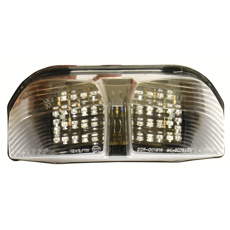 LED TAILLIGHT WITH INTEGRATED DIRECTION INDICATORS FOR YAMAHA FZ1 FAZER 2006/2015
