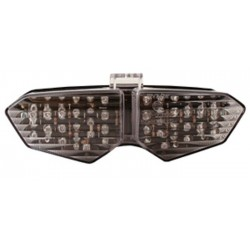 LED TAILLIGHT WITH INTEGRATED DIRECTION INDICATORS FOR YAMAHA R6 2003/2005