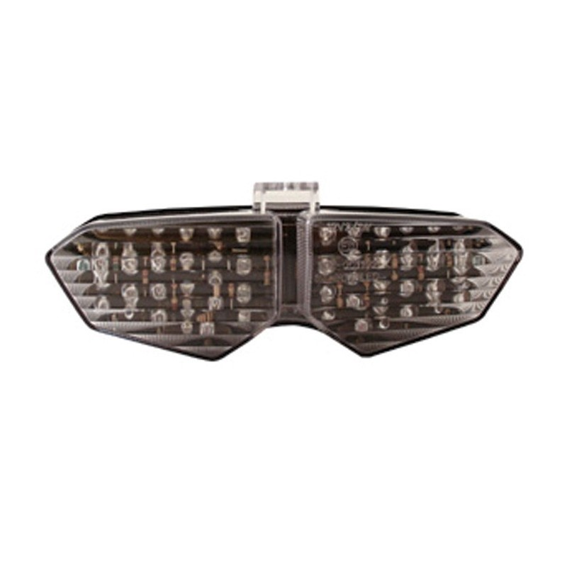 LED REAR HEADLIGHT WITH INTEGRATED DIRECTION INDICATORS FOR YAMAHA R6 2003/2005