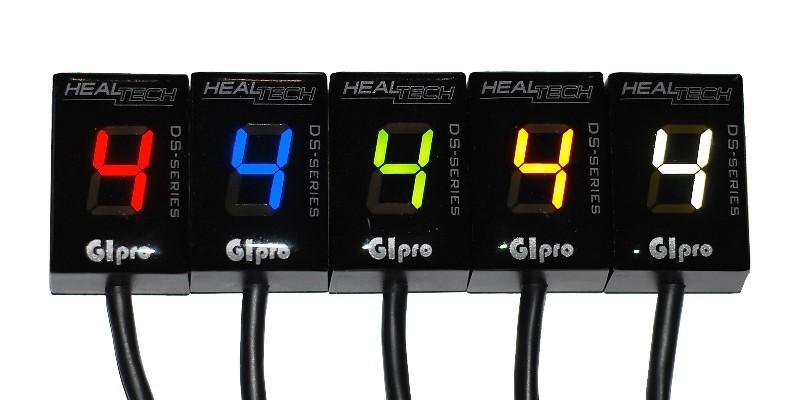 DISPLAY CONTAMARCE HONDA HORNET 900 2002-2003 HEALTECH HT-GIPRO-X