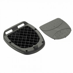 K628 NYLON PLATE FOR MOUNTING MONOLOCK TRUNKS KAPPA ON MOTORCYCLES AND SCOOTERS EQUIPPED WITH ORIGINAL BED HOLDER