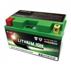 LITHIUM BATTERY SKYRICH HJTZ10S FOR MV AGUSTA BRUTALE 675 2012/2016