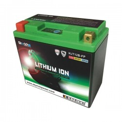 BATTERIA AL LITIO SKYRICH HJT12B PER DUCATI MONSTER 900 I.E. 2002