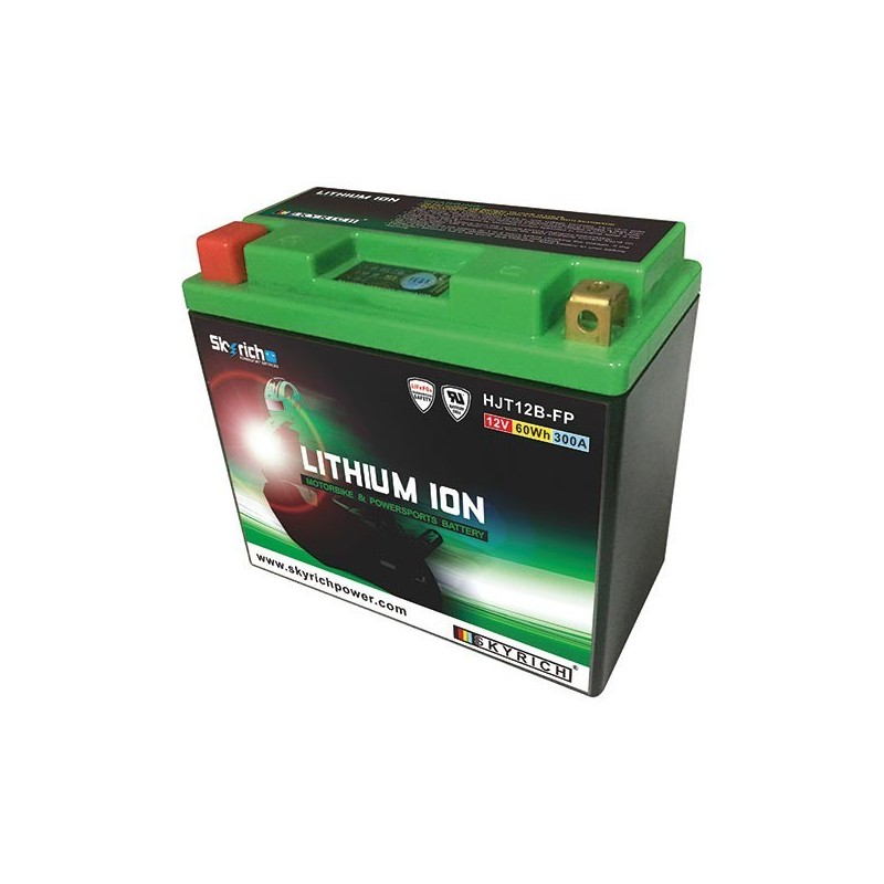 LITHIUM BATTERY SKYRICH HJT12B FOR DUCATS SUPERSPORT 937 2017/2020