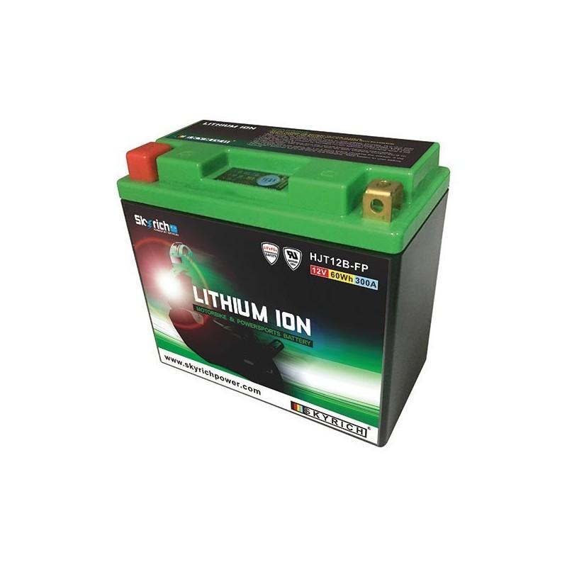 LITHIUM BATTERY SKYRICH HJT12B FOR DUCATI STREET CLASSIC 800 2017/2018