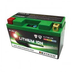 LITHIUM BATTERY SKYRICH HJT9B FOR TRIUMPH DAYTONA 675 R 2011/2012