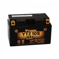 SEALED BATTERY PRELOADED YUASA YTZ10-S FOR KTM DUKE 690 R 2012/2015