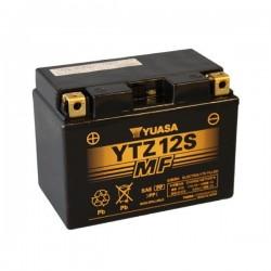 BATTERY SEALED PRELOADED YUASA YTZ12-S FOR YAMAHA T-MAX 530 2012/2014