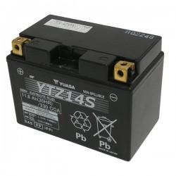 BATTERY SEALED PRELOADED YUASA YTZ14-S FOR HONDA VTR 1000 SP-2 2002/2005