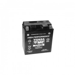 HIGH INSPECTION BATTERY YUASA YTX20CH-BS FOR MOTO GUZZI STELVIO