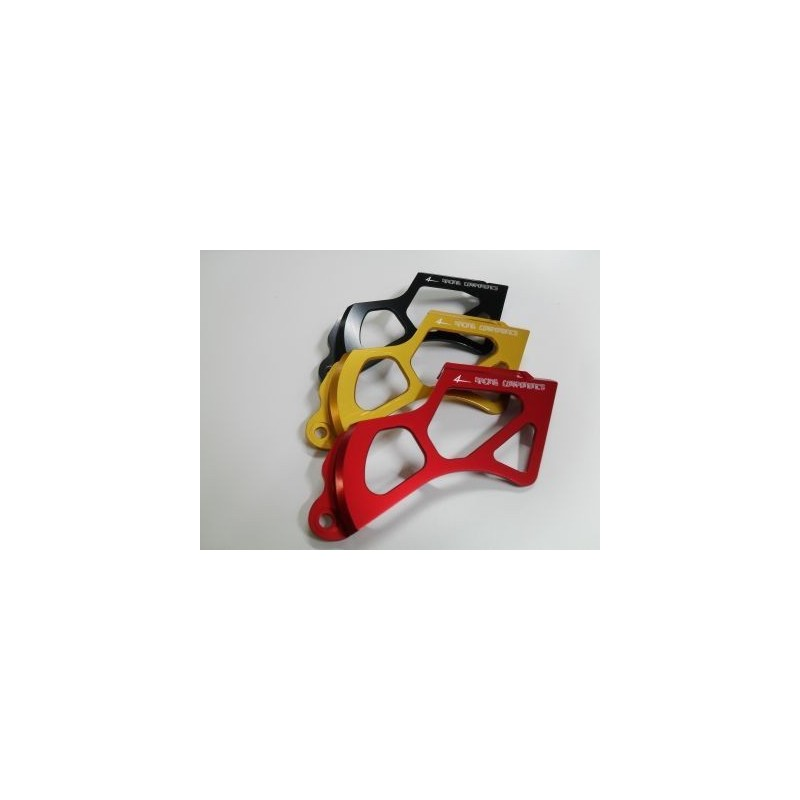 4-RACING SPROCKET CRANKCASE PROTECTION FOR DUCATI (All models)
