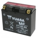 BATTERY YUASA YT12B-BS WITHOUT MAINTENANCE WITH ACID TO KIT FOR DUCAT MONSTER 1200 R 2016/2019