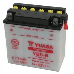 BATTERIA YUASA YB9-B PER APRILIA RS 125 2006/2010