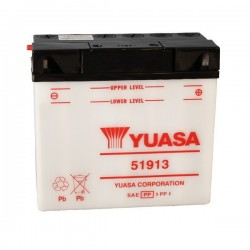 BATTERY YUASA 51913 FOR BMW R 1200 RT 2010/2013