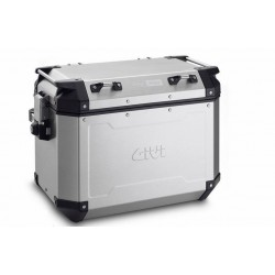 LEFT SIDE CASE MONOKEY GIVI TREKKER OUTBACK CAPACITY 48 LITERS, WITH ALUMINUM STRUCTURE