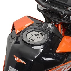 FLANGIA PER ATTACCO BORSE SERBATOIO TANKLOCK PER KTM DUKE 125 2017/2018