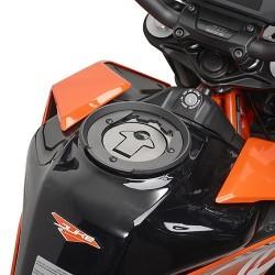 FLANGIA GIVI PER ATTACCO BORSE SERBATOIO TANKLOCK PER KTM DUKE 125 2011/2016