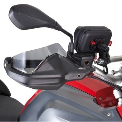 ESTENSIONE IN PLEXIGLASS GIVI PER PARAMANI ORIGINALI BMW F 850 GS 2018/2019