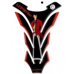 3D STICKER MOTORCYCLE TANK PROTECTION LUPINE III