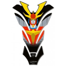 3D STICKER MOTORCYCLE TANK PROTECTION DAITARN 3