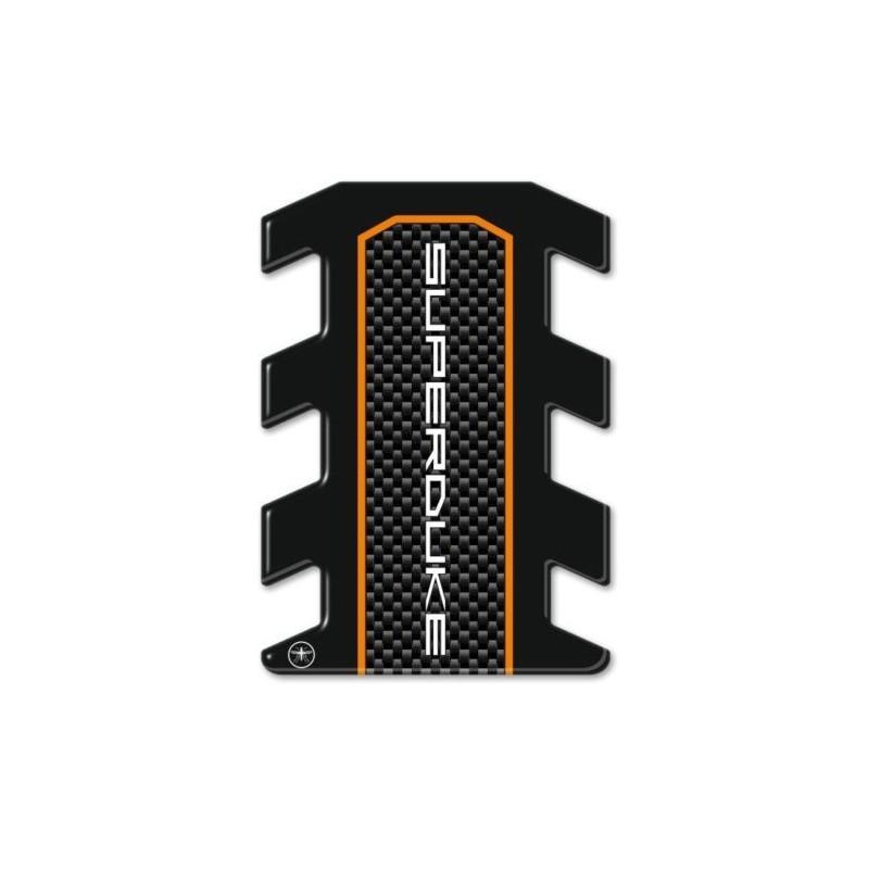 ADESIVO 3D PROTEZIONE SERBATOIO PER KTM SUPER DUKE R/GT 1290