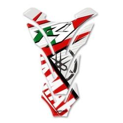 ADESIVO 3D PROTEZIONE SERBATOIO PER YAMAHA R1