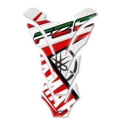 3D STICKER TANK PROTECTION FOR YAMAHA FZ8