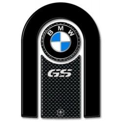 ADESIVO 3D PROTEZIONE SERBATOIO PER BMW GS CM 14,7 X 10