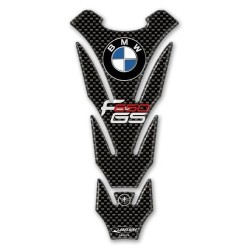 3D STICKER TANK PROTECTION FOR BMW F 650 GS CM 9X19