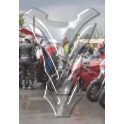 ADESIVO 3D PROTEZIONE SERBATOIO MOTO TRASPARENTE