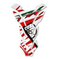 3D STICKER TANK PROTECTION FOR YAMAHA FZ6/FAZER/S2
