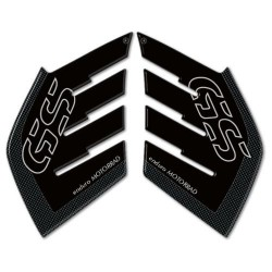 3D STICKERS TANK SIDE PROTECTIONS FOR BMW R 1200 GS 2004/2007