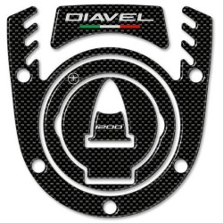3D STICKER KIT CAP PROTECTION AND KEY LOCK FOR DUCATS DIAVEL