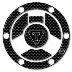 ADESIVO 3D PROTEZIONE TAPPO SERBATOIO TRIUMPH