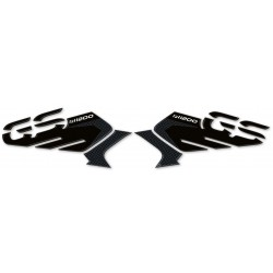 3D STICKERS TANK SIDE PROTECTIONS FOR BMW R 1200 GS 2017/2018*