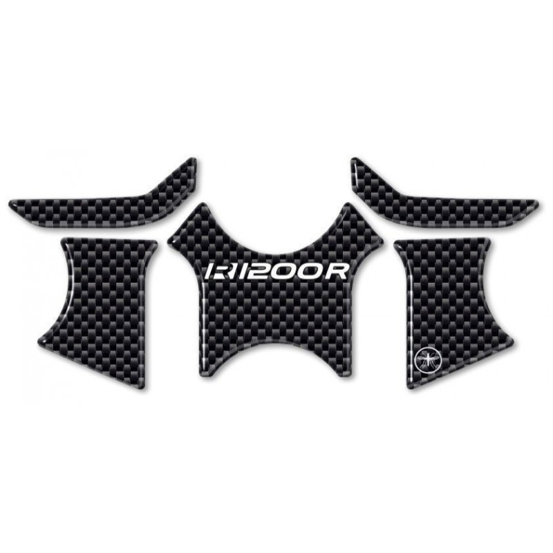 FORK PLATE 3D PROTECTION STICKER FOR BMW R 1200 R